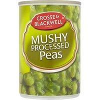 Crosse & Blackwell Mushy Peas