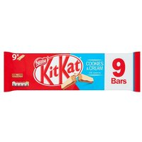 Kit Kat 2 Finger Cookies And Cream 8 Pack