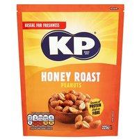 KP Honey Roast Peanuts Large