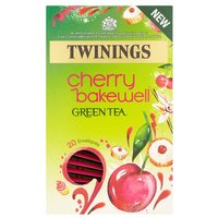 Twinings Cherry Bakewell Green Tea 20 Pack