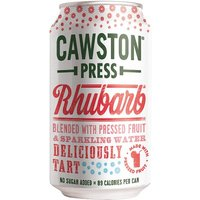 Cawston Press Sparkling Rhubarb & Apple Can