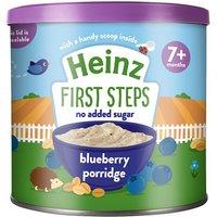 Heinz Blueberry Oaty Porridge Tub