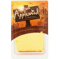 Applewood Smoke Flavoured Ilchester Cheese