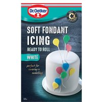 Dr. Oetker Ready To Roll White Icing Large