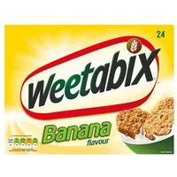 Weetabix Banana 24 Pack