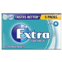 Wrigleys Extra Cool Breeze Gum 5 Pack