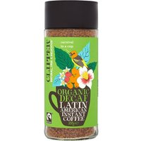 Clipper Latin American Decaff Fairtrade Organic Coffee