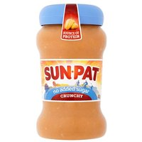 Sun Pat Crunchy No Added Sugar Peanut Spread