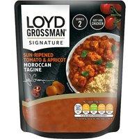 Loyd Grossman Cooking Sauce Moroccan Tagine