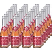 24 kleine Brogsitter Prima Rosa im Paket