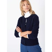 Cashmere Classic Cardigan French Navy