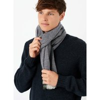 Cashmere Tweed Chartouche Navy and silver