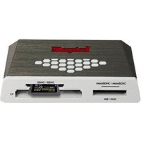 Kingston Flash Reader - USB 3.0 - External (FCR-HS4)