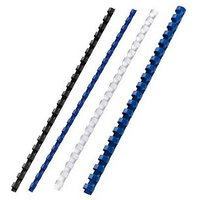 GBC Comb Bindings 12.5mm BX100, White