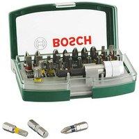 Bosch 32 Piece Colour Coded Screwdriver Bit Set (2607017063)