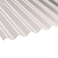 Vistalux PVC Corrugated Roof Sheets (Profile 3)