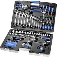 Expert Multi-Tool Set of 124 Metric 1/4 and 1/2in Drive