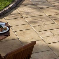 Coach House Garden Paving - 9.7m2 Cotswold - Project Packs-9.7m2 Project Pack