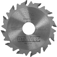 DEWALT DT1306 Extreme Biscuit Jointer Blade 102 x 22 x 12 Tooth