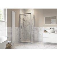 Reflexion 8 900mm Side Panel For Hinge Door