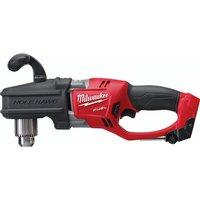 Milwaukee Power Tools M18 CRAD-0 FUEL™ Right Angle Drill 18V Bare Unit