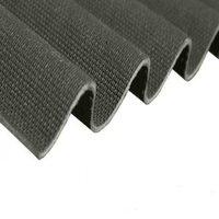 Onduline Mini Sheet Corrugated Black (2m x 866mm x 2.6mm) Mini Profile