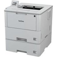 Brother HLL6300 Mono Laser Printer with Extra Lower Tray