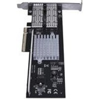 StarTech.com Dual-Port QSFP+ NIC Card