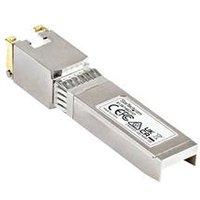 StarTech.com HP Compliant 10GBase-T SFP+ Transceiver Module
