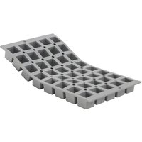 de buyer Elastomoule Silikonform für 40 Mini-Würfel / mit Antihaft-Eigenschaften