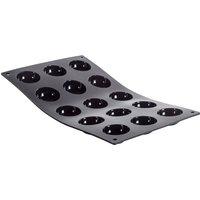 de Buyer Moulflex Silikonform für 15 Halbkugeln / mit Antihaft-Eigenschaften