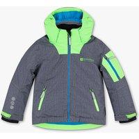 Het ski jack in trendy kleurblockdesign houdt je op de piste warm en droog   ademend 3000g/m²/24h   kleur: ...
