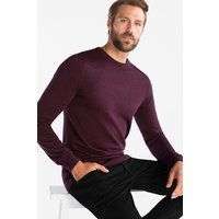C&A Pullover, Rot