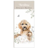 Pollyanna Pickering, Cockapoo Mini Sticky Note Set - Calendar Club Gifts
