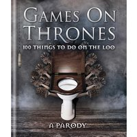 Games On Thrones Book - Book Gifts