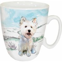 West Highland White Terrier Mug - Calendar Club Gifts