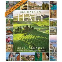 365 Days In Italy Deluxe Calendar 2020 - Italy Gifts