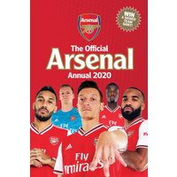 Arsenal FC Annual 2020 - Arsenal Gifts