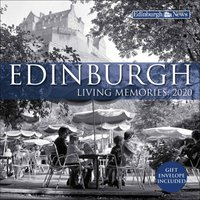 Edinburgh Living Memories Calendar 2020 - Memories Gifts
