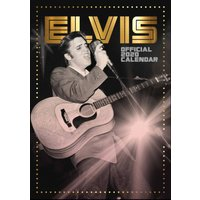 Elvis Presley Official A3 Calendar 2020 - Elvis Gifts