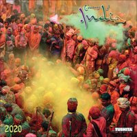 Colours Of India Calendar 2020 - India Gifts