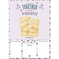 Forever Friends Mum's A3 Family Planner 2020 - Forever Friends Gifts