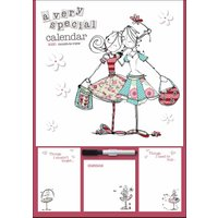 Tracey Russell A3 Family Planner 2020 - Family Gifts
