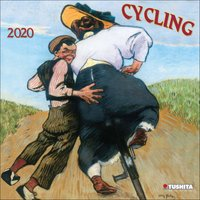 Cycling Through History Calendar 2020 - History Gifts