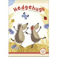 Hedgehugs A3 Family Planner 2020 - Family Gifts