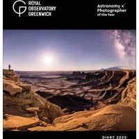 Astronomy Photographer Of The Year A5 Diary 2020 - Astronomy Gifts
