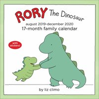 Rory The Dinosaur Family Planner 2019 - 2020 - Family Gifts