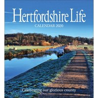 Hertfordshire Life & Countryside Calendar 2020 - Countryside Gifts