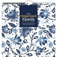The Organised Floral Family Planner 2020 - Family Gifts