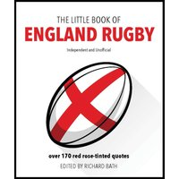 The Little Book Of England Rugby - Rugby Gifts